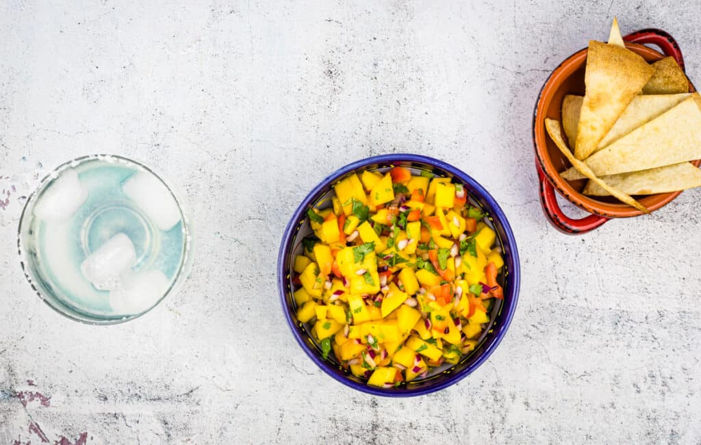 enjoy mango habanero salsa