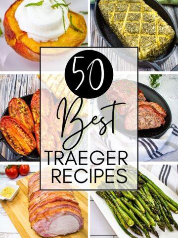 50 best traeger recipes